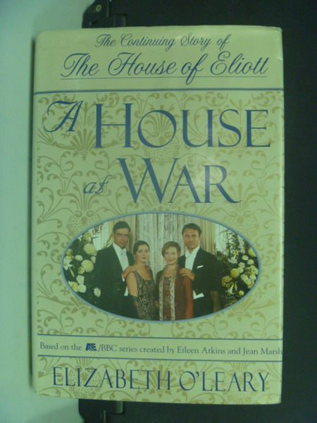 【書寶二手書T9/原文小說_NQF】A House at War_Elizabeth OLeary