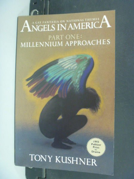 【書寶二手書T4/原文小說_NQG】Angels in America_Tony Kushner