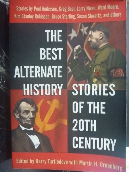 【書寶二手書T8/歷史_ZEG】The Best Alternate History