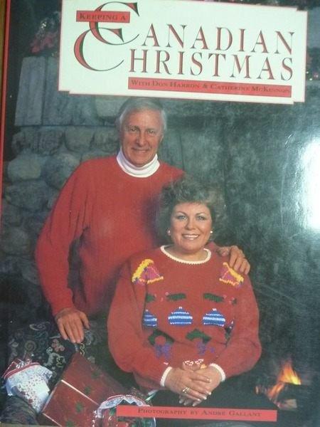 【書寶二手書T7/原文書_PJB】Keeping a Canadian Christmas