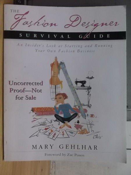 【書寶二手書T6/大學藝術傳播_YES】Survival Guide_Mary Gehlhar_2005