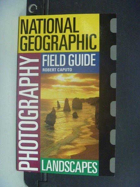 【書寶二手書T7/攝影_KAZ】National Geographic Photography Field