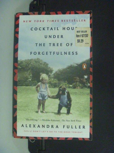 【書寶二手書T2/原文小說_KBB】Cocktail Hour Under the Tree of.._Fuller