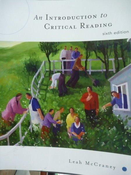 【書寶二手書T3/原文書_PDQ】An Introduction to Critical Reading_Leah Mc