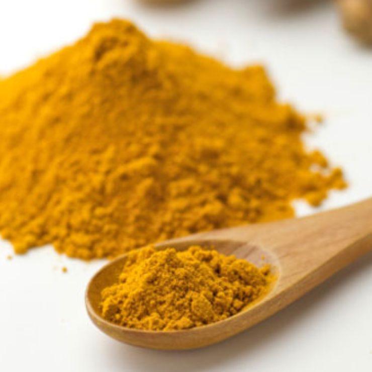 【紅薑黃粉 (50g)】頂級純正 紅薑黃粉 最高品質 嚴選現磨 六角玻璃瓶