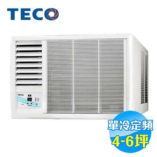 東元 TECO 單冷定頻左吹窗型冷氣 MW32FL1