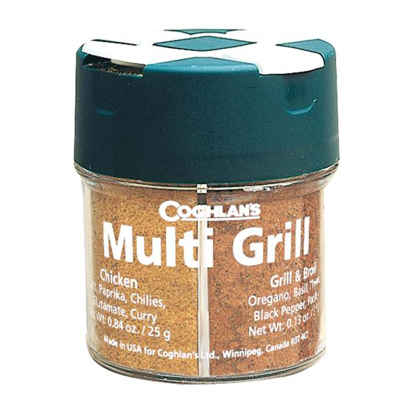 【鄉野情戶外專業】COGHLAN'S |加拿大| Barbecue Grill Shaker 四用調味罐/香料罐 調理香料/0072