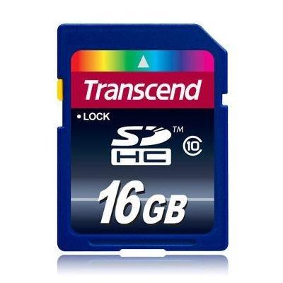 *╯新風尚潮流╭* 創見 SDHC記憶卡 16G 16GB C10 Class 10 終身保固 TS16GSDHC10