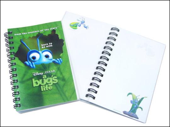 《清倉鋪》 正廠授權蟲蟲危機80K雙線圈筆記本