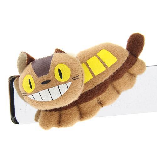 【百倉日本舖】日本進口 知名卡通 龍貓公車磁鐵