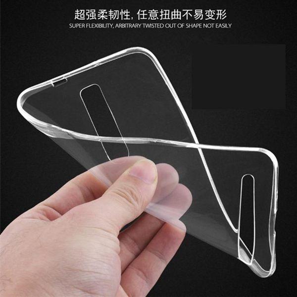 華碩 ZenFone Selfie ZD551KL 手機保護套 0.5mm矽膠超薄透明隱形套