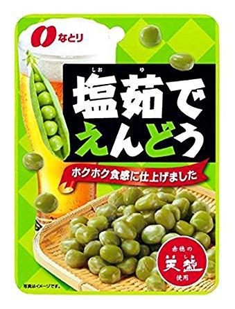 Natori鹽煮豌豆45g | なとり 塩茹でえんどう