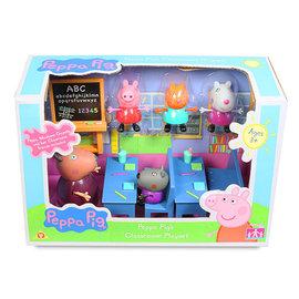 *babygo*Peppa Pig -粉紅豬小妹教室組