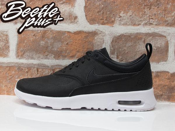 BEETLE WMNS NIKE AIR MAX THEA PRM 黑白 輕量 無縫線 慢跑 女鞋 616723-007