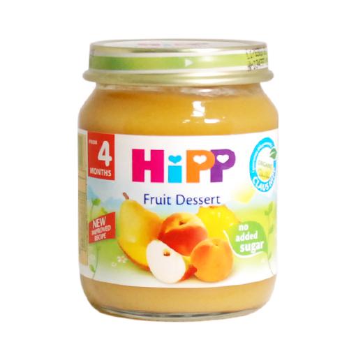 HiPP喜寶綜合水果泥