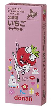 donan北海道草莓牛奶糖(72g)