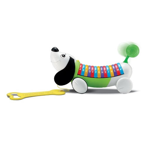 美國【LeapFrog跳跳蛙】彩虹字母小狗 (1歲以上)