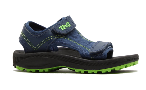 [陽光樂活]降價出清!!!(特價) Teva 兒童運動涼鞋 1006308NAVY