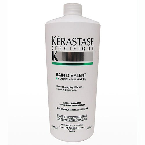 卡詩KERASTASE 油性頭皮乾性頭髮專用髮浴1000ml