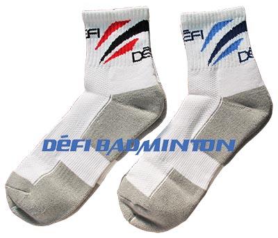 ~~限量10組 ~~【DEFI】288加大款 耐米竹碳氣墊運動襪 (原價280元) 每雙特價120元 買3送1