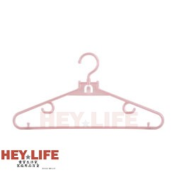 【HEYLIFE優質生活家】魔力生活系列 愛瑪衣架 5入 衣架 曬衣架 晾衣架 曬架 衣服
