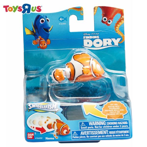 玩具反斗城  海底總動員2 可動系列公仔 NEMO