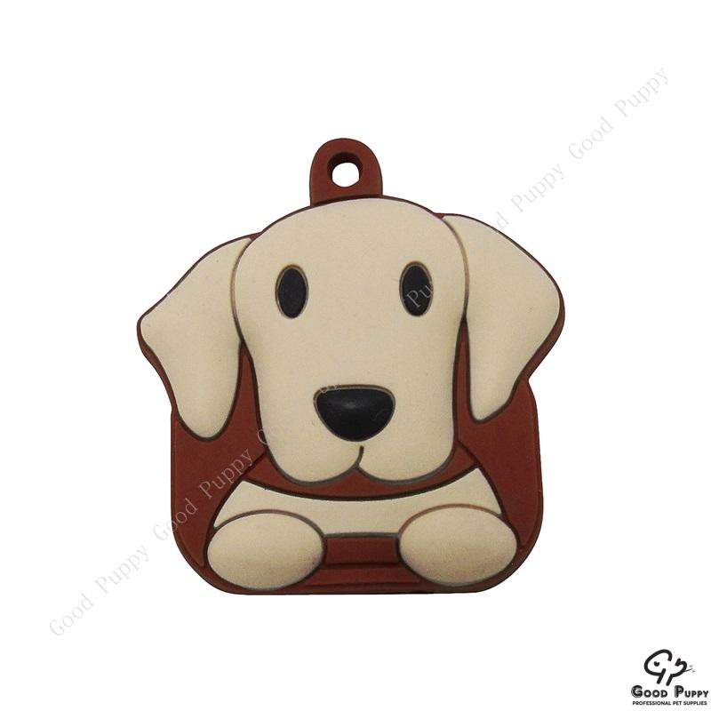 加拿大進口狗狗寵物鑰匙套-拉不拉多92866 Golden Labrador 吊飾/鑰匙套/小禮物/贈品