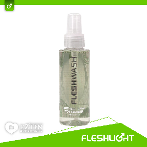 【伊莉婷】美國 Fleshlight Fleshwash 噴霧式手電筒專用清潔劑 100ml FL-03475