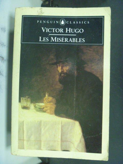 【書寶二手書T2/原文小說_GFJ】Les Miserables_Victor Hugo