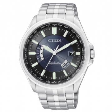 CITIZEN 電波時計光動能錶/CB0011-51L