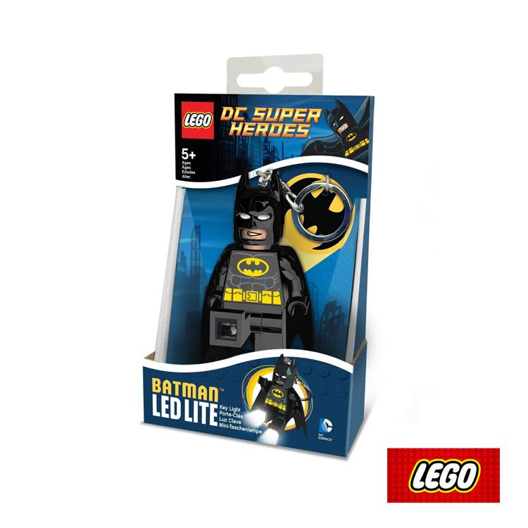 LEGO 蝙蝠俠鑰匙圈LGL-KE26/城市綠洲(鑰匙圈、樂高、遊戲、LED照明燈)