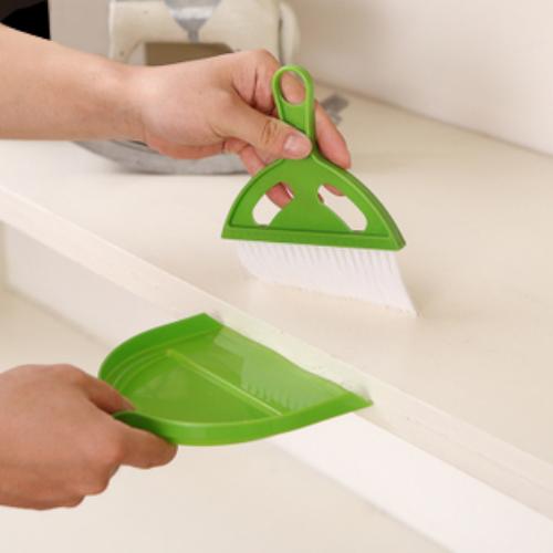 桌上型 小掃把組 小畚斗組 大掃除 除舊布新 汰舊換新 清潔 客廳清潔