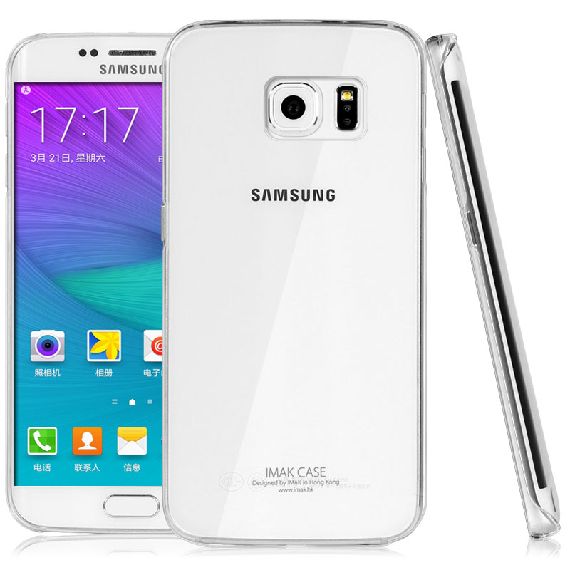 三星Galaxy S6 Edge Plus 手機殼 艾美克imak羽翼二代耐磨水晶殼 S6Edge+ 透明保護殼