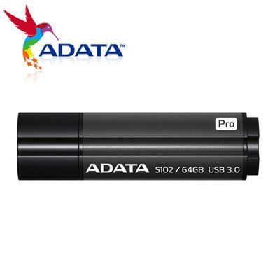 威剛 A-DATA 隨身碟 高速600X隨身碟64G S102 / 個