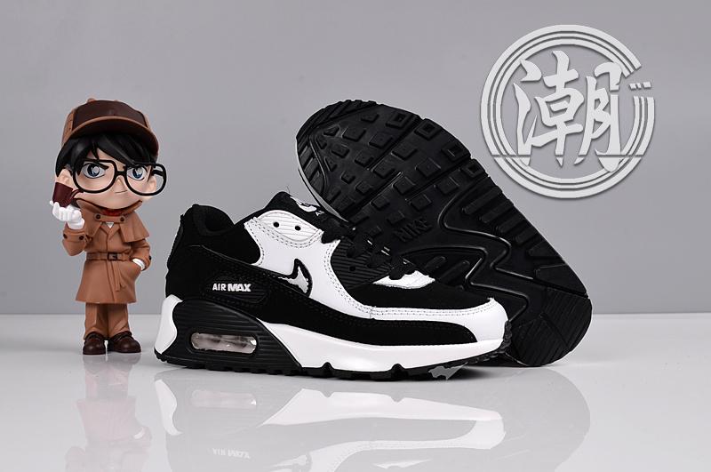 美國限定 Nike Air Max 90 87慢跑鞋 氣墊 慢跑鞋 氣墊鞋 黑白百搭 馬卡龍 大童鞋 學步透氣 百搭