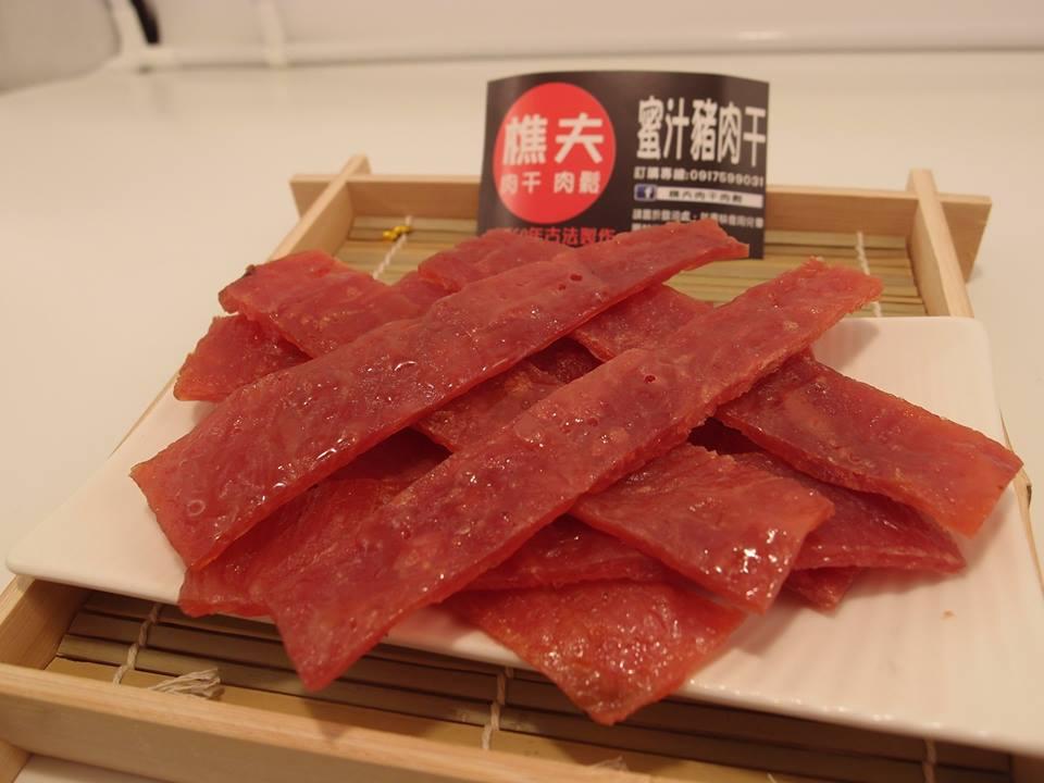 樵夫-蜜汁豬肉乾