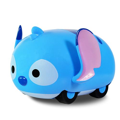 Tsum Tsum 變速旋風車系列-史迪奇/ Tsum Tsum Spin Car/ 迴力車/ 迪士尼/ 展示盒/ 伯寶行