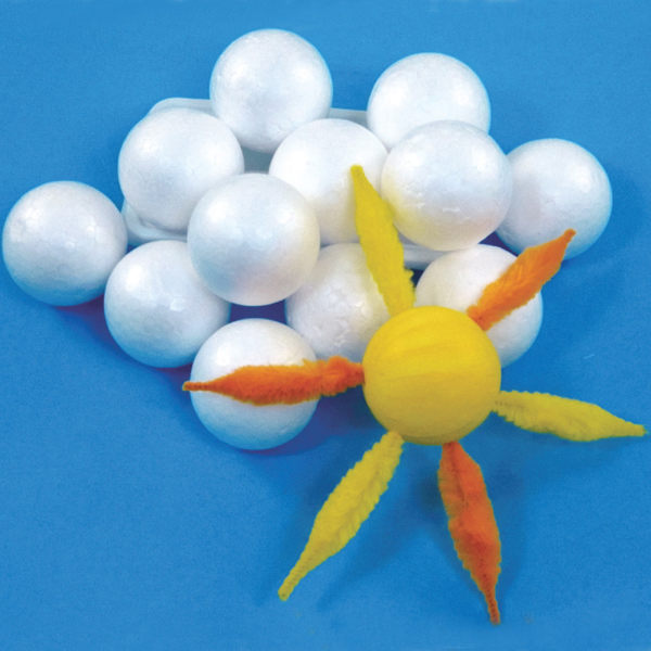 【華森葳兒童教玩具】美育教具系列-2.5公分保麗龍球 L1-AP/695/PSB