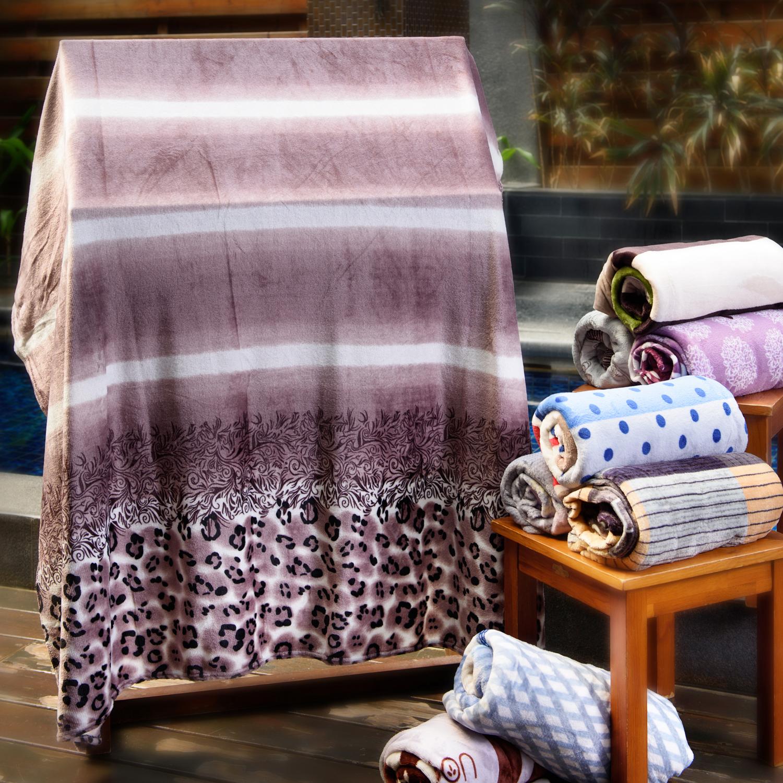 【名流寢飾家居館】法蘭絨繽紛毛毯.法萊絨超柔觸感萬用毯.超細纖維精緻包邊空調毯.保暖毯被