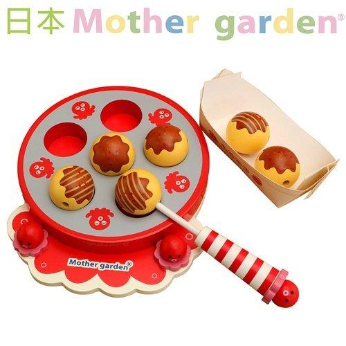 【安琪兒】日本【Mother Garden】野草莓大阪章魚燒組