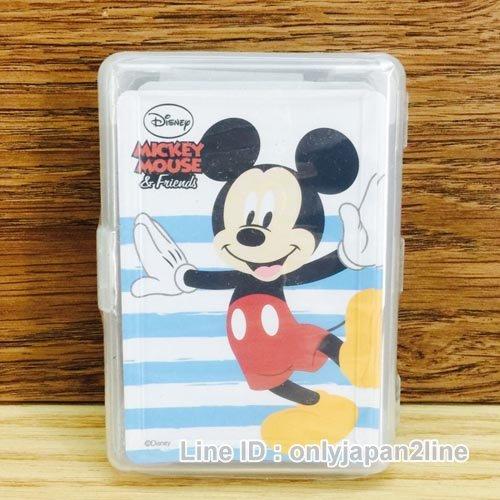 【真愛日本】16120100002撲克牌-米奇   迪士尼 米老鼠米奇 米妮  紙牌  遊戲