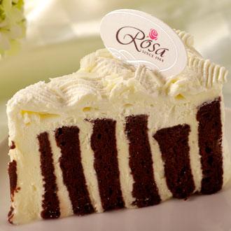 【羅撒法式西點】巧克力奶醇香慕斯蛋糕~「邱比特」