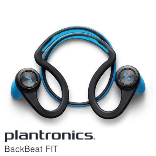 [NOVA成功3C] Plantronics BackBeat FIT 電光藍 運動無線藍牙耳機 喔!看呢來