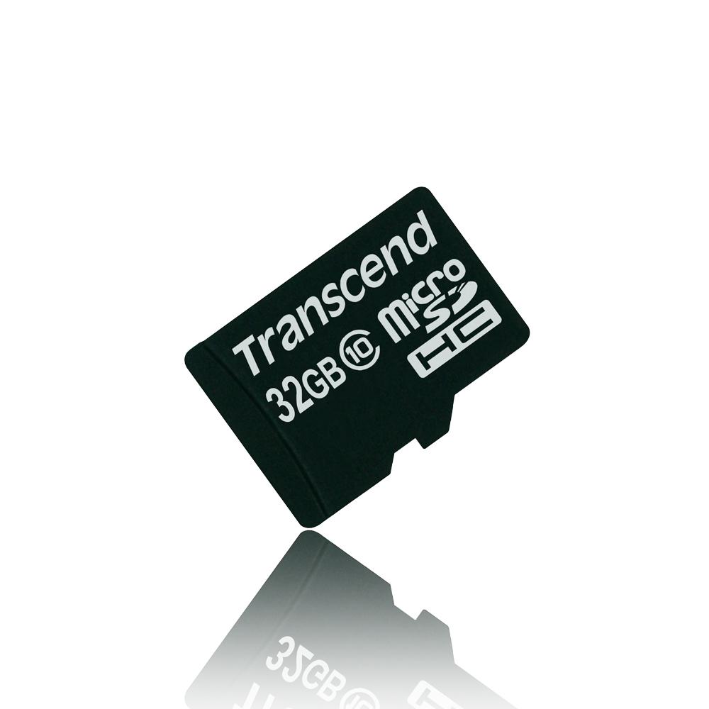 創見 microSDHC Class10 記憶卡