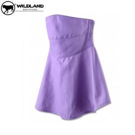 [ WILDLAND 荒野 ] 中性涼感紗抗UV口罩 / 芋紫 / W1802-59-F