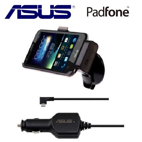 ASUS 華碩 PadFone Infinity (A80) 原廠車充車架組(盒裝)