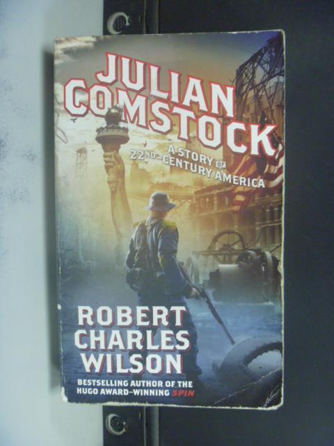 【書寶二手書T5/原文小說_GEE】Julian Comstock_Robert Charles
