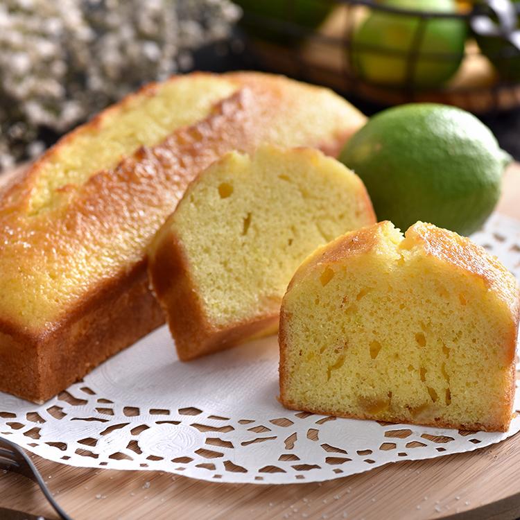 【哈朗法式甜點】檸檬磅蛋糕 約380g/條