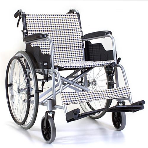 送餐桌板 康揚 鋁合金手動輪椅 (未滅菌) SM-150.2