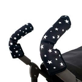 ★衛立兒生活館★美國 Choopie City Grips 推車手把保護套-雙把手款(傘車專用) (超級星星)#6144